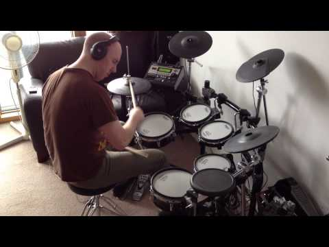 Pete Droge - If You Don't Love Me (I'll Kill Myself) (Roland TD-12 Drum Cover)