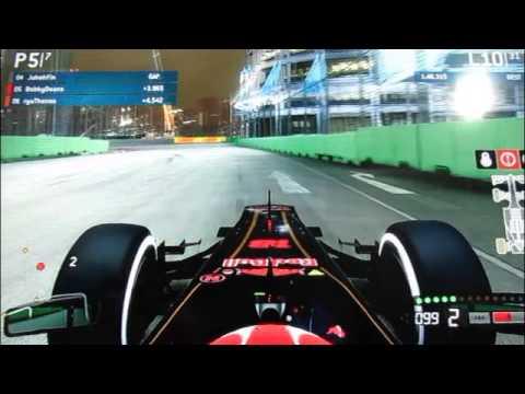 Aug 2014 Singapore F1 psgl.com