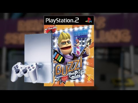 Gameplay : Buzz Das Pop Quiz [Playstation 2]