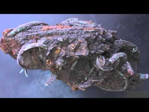 Strange Ancient Treasure Discovered in Transylvania Romania