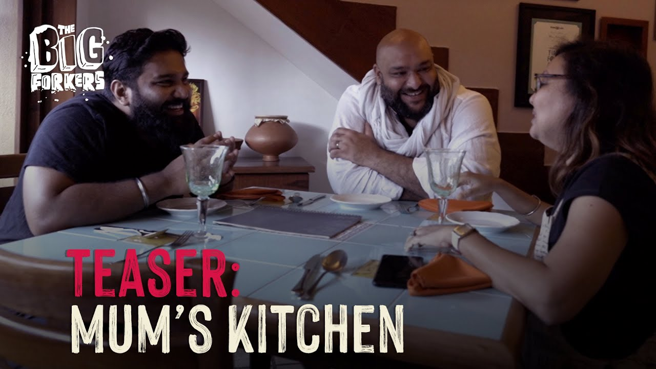 Traditional Goan Cuisine | Mum's Kitchen Goa | Teaser | S2 E19 | The Big Forkers