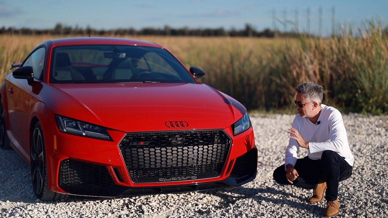 2020 Audi Tt Rs Specs