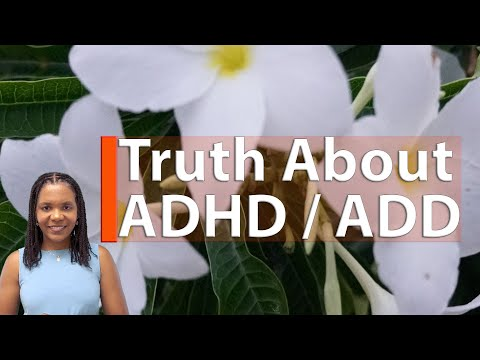 Five (5) Lies People Believe About ADHD / ADD Debunked