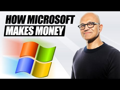How Does Microsoft Make Money? (Not Bill Gates's Microsoft A