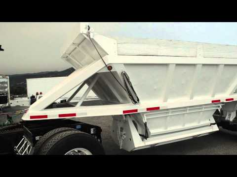 1999 Allco Bottom Dump For Sale │Charter & Company Truck Sales