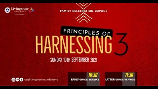 Early Grace Service    PRINCIPLES OF HARNESSING 3