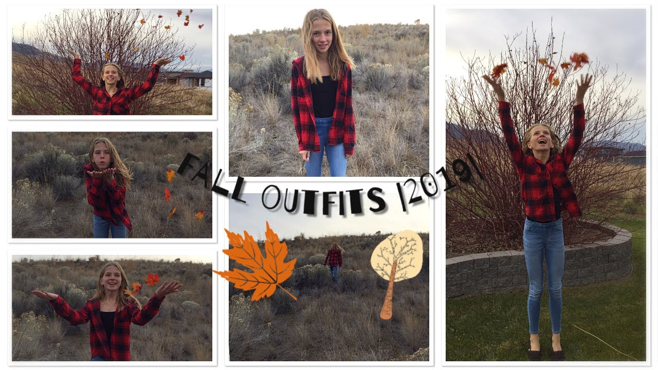 [VIDEO] – FESTIVE FALL OUTFIT IDEAS | Comfy But Cute Outfits For The Cold Time Of Year|2019|:)