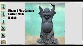 iPhone 7 Plus Camera Portrait Mode Review
