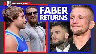 Urijah Faber Officially Signs For UFC Return & Reveals Conor McGregor Helped