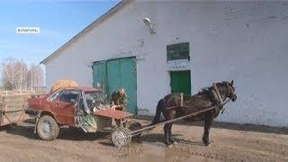 Білорусь: диво техніки - конемобіль...
