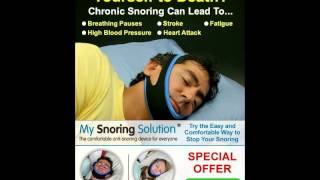 Anti Snoring Chin Strap Review