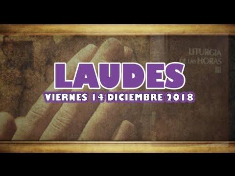 Oración de la mañana (Laudes)VIERNES 14 DE DICIEMBRE 2018   Padre Sam