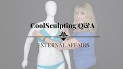 CoolSculpting Top 5 Questions (Cryolipolysis, Pain, Cost, Areas) 2019