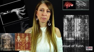 "NEW DISCOVERY On The Shroud Of Turin Hints At ""Movement"" Before Jesus' Triumphant Exit"