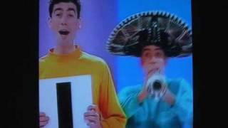 The Wiggles - Numbers Rhumba 1994