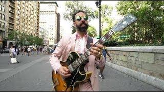 You Can Call Me Al -- Paul Simon -- Pop meets jazz, cover by Velour Dreams