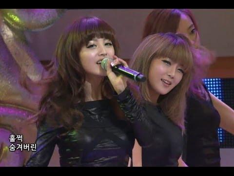 【TVPP】Rainbow - A + Mach, 레인보우 - 에이 + 마하 @ 2010 Golden Glove Awards