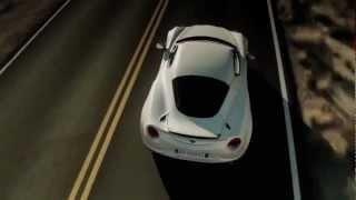 New ALFA Romeo 4C 2013 промо ролик HD