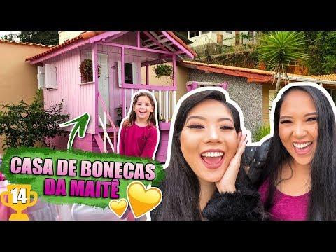VLOG: Viagem, família, festa, casa de bonecas, pula pula e muito mais! #ESPECIAL1M | Blog das irmãs