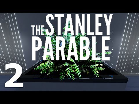 The Stanley Parable BLIND! #2: Dev Museum