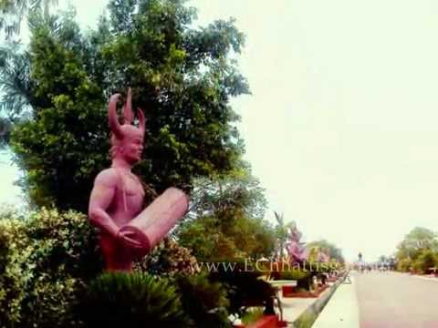 Purkhauti Muktangan Museum  Chhattisgarh Tourist Spot by www echhattisgarh in