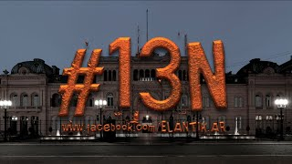 #13N CACEROLAZO - MARCHA NACIONAL - CONVOCATORIA - 13 DE NOVIEMBRE 2014