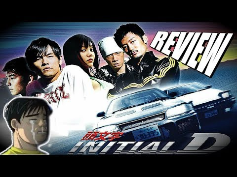 Initial D Live Action Movie  Review