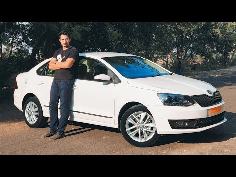 Skoda Rapid 1.0 TSI Automatic Real Life Review  - DSG Is Missed ?