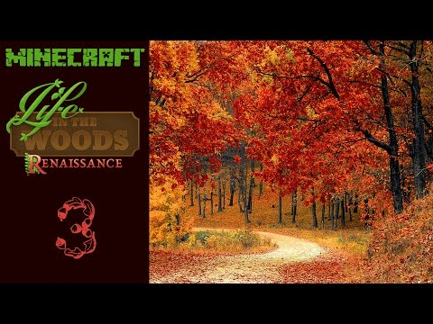 Life In The Woods Renaissance - Ep 3 Land Girl