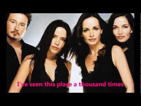 Don't Say You Love Me - The Corrs (Lyrics)
