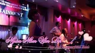 Ngàn Năm Vẫn Đợi - Ngọc Anh & Saigon Stars Band