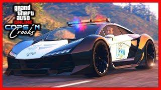 GTA 5 Online: ПОЛИЦЕЙСКОЕ ОБНОВЛЕНИЕ / Последние Новости, Инсайды & Утечки! / DLC «Cops N Crooks»