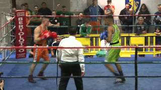 TLB DAY 1GROUP A - 60Kg - Reitano Vs Bencorichi TIGRI vs COBRA