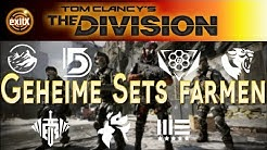 The Division 1.8.2 | Geheime Sets ohne Global Event farmen! Classified Gear ohne Event | Deutsch