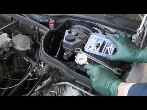 How to Test a Diesel Engine Driven Vacuum Pump
