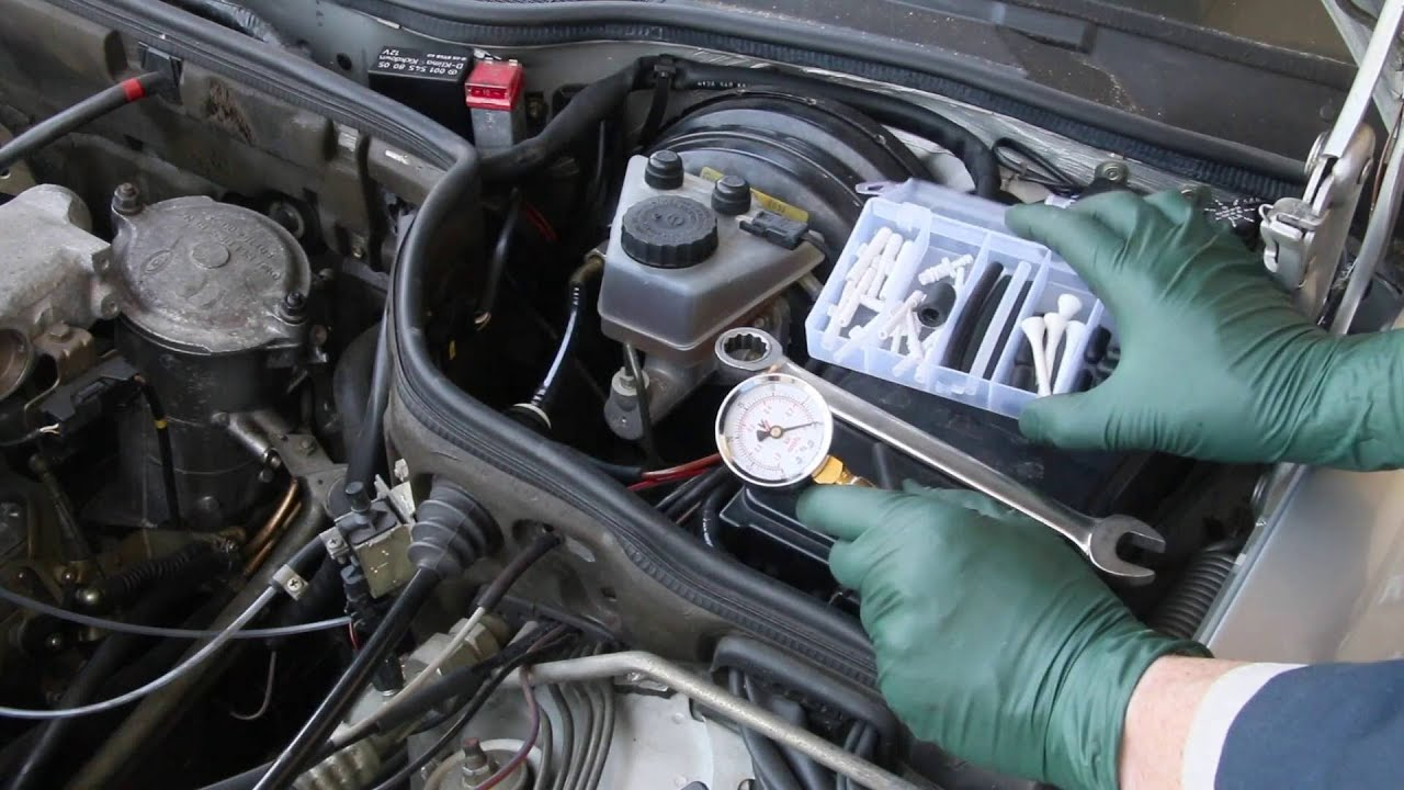 medium resolution of how to test a diesel engine driven vacuum pump