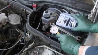 Het Testen van een Dieselmotor Aangedreven vacuümpomp