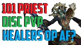 Neurotech - Level 101 Discipline Priest Twink PvP - Legion Patch 7.1.0