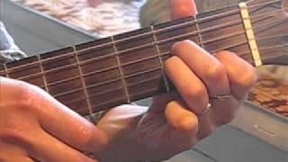 урок на гитаре-1 с подругой - для души:) .Виктория Юдина