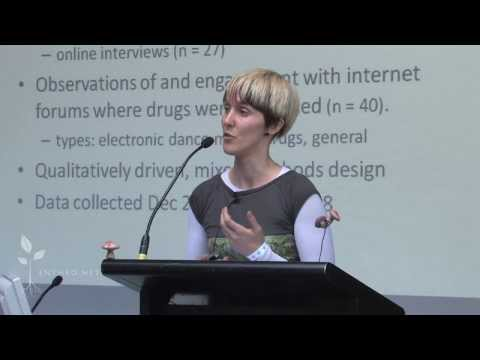 Monica Barratt: Internet Filtering, Drug Websites and Harm Reduction in Australia