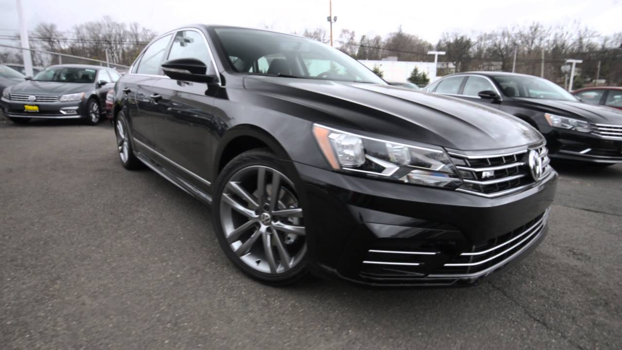 brand new 2016 volkswagen passat 1 8t r line walk around trend motors vw rockaway nj youtube. Black Bedroom Furniture Sets. Home Design Ideas