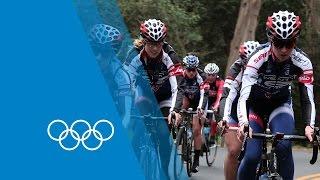 Cycling Training - Inside USA Team Twenty 16
