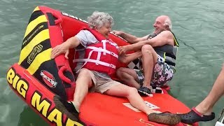 Grandparents Who Are 100% Having More Fun Than You   Funny Fails Videos