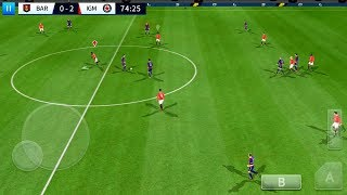 Dream League Soccer 2018 Android Gameplay #45