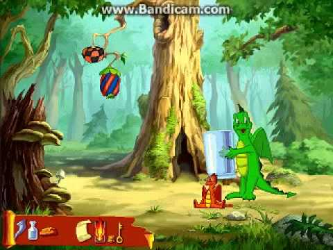 90s Children's Computer Games: Darby The Dragon (Part 4)