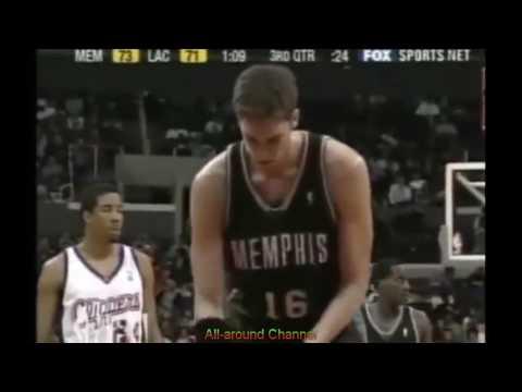 NBA Duels: Elton Brand 30 Pts Vs. Pau Gasol 23 Pts, 2002-03.