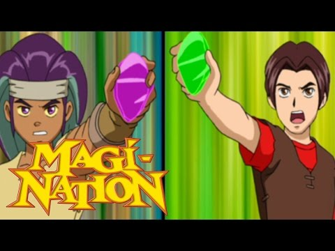 Magi-Nation | Voyage to the Dream Plane | HD | Full Episode | Superhero Cartoons