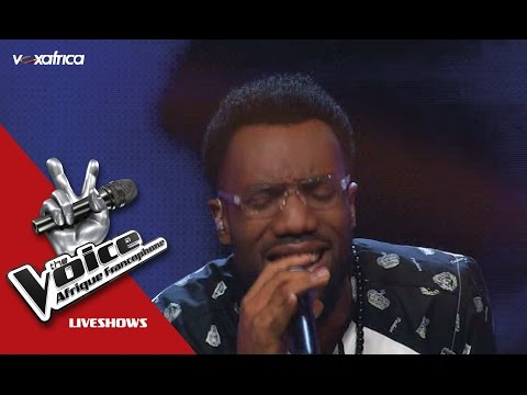 Raphen  Dibi Dibi Rek | (The Voice Afrique francophone 2016 - GrandShow 2)