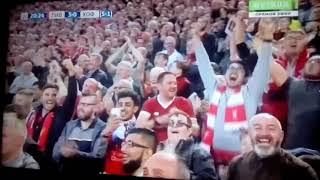 Гол Эмре Джана.Ливерпуль-Хоффенхайм. Лига чемпионов, Первый раунд плей-офф, Игра 2