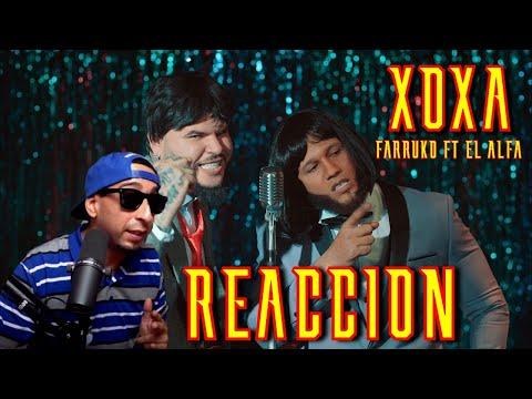 """[REACCION] Farruko x El Alfa """"El Jefe"""" – XOXA (Music Video)"""